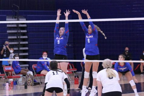 Volleyball team heads into sectional