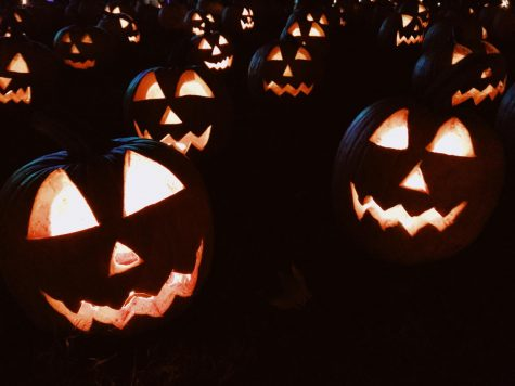 Howard County gets ready for Halloween