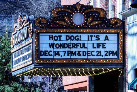 Holiday movies fill screens
