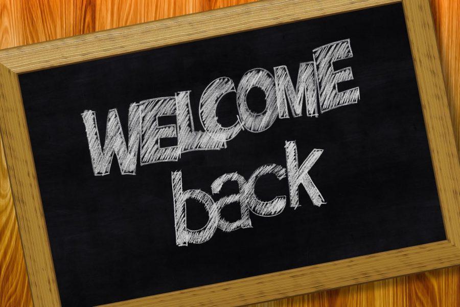 Welcome back Kats!