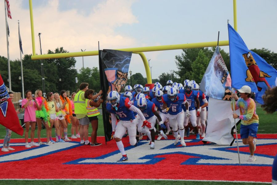 KHS gears up for Homecoming